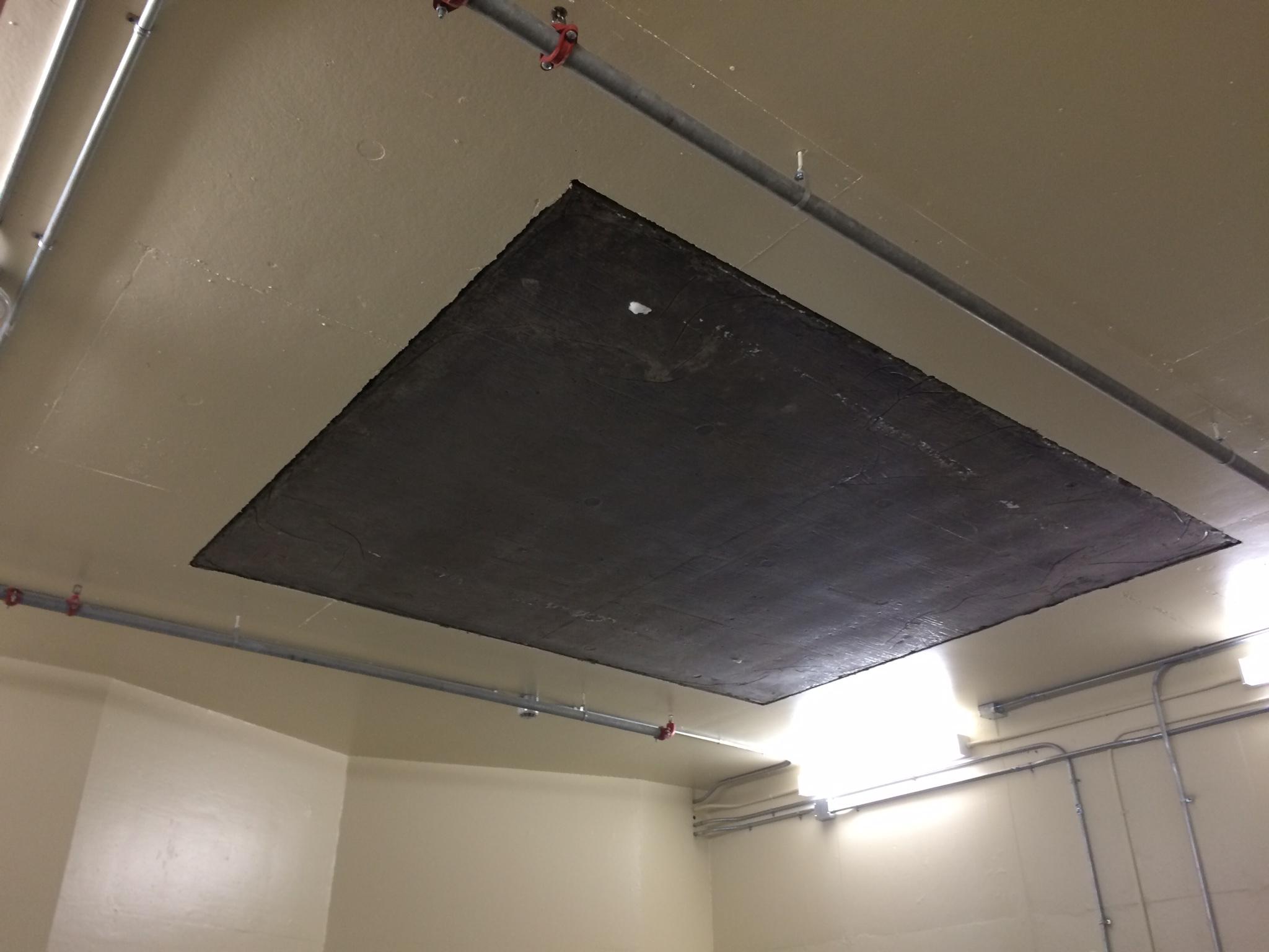Ceiling plug