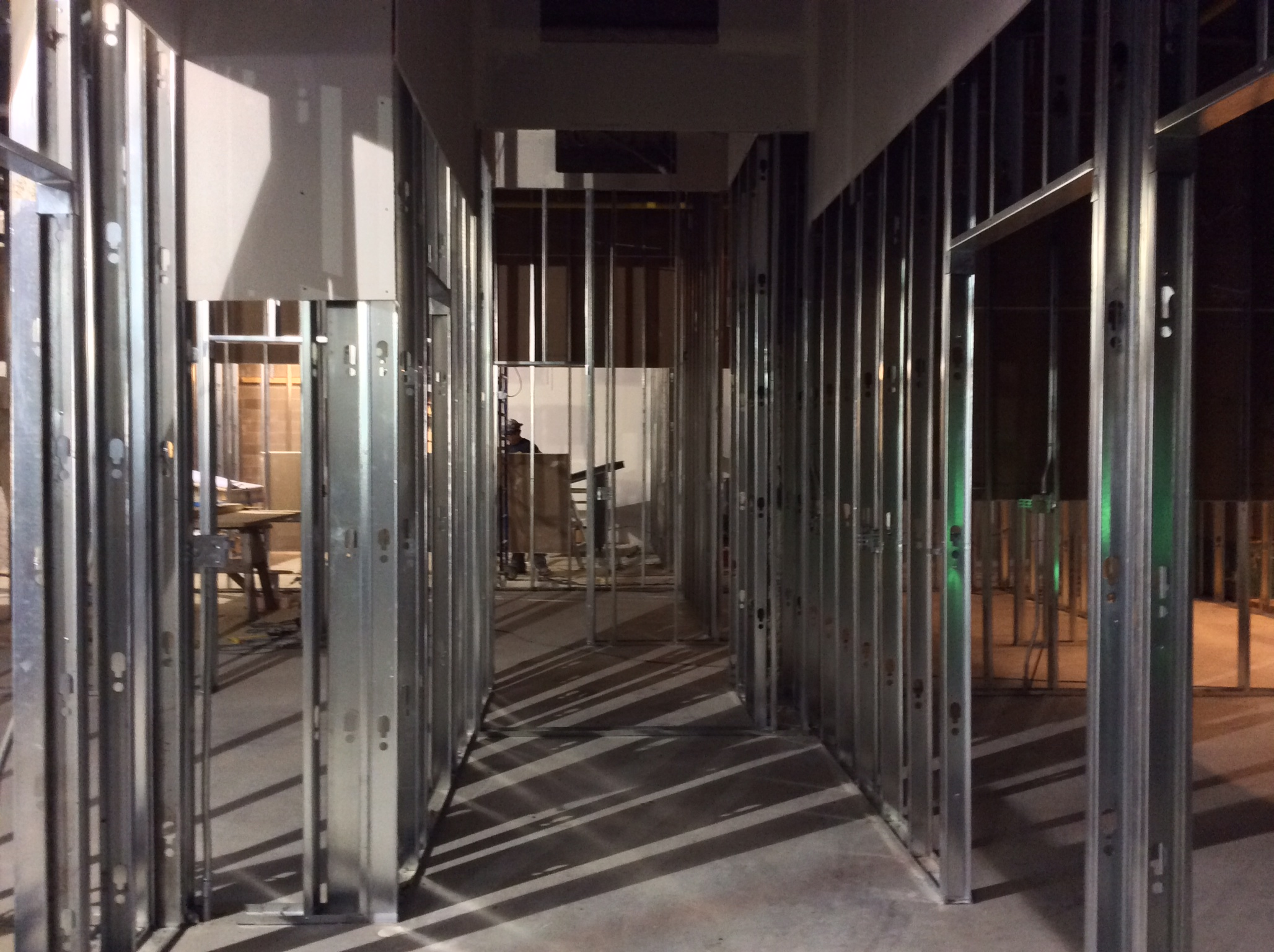 Framing of walls