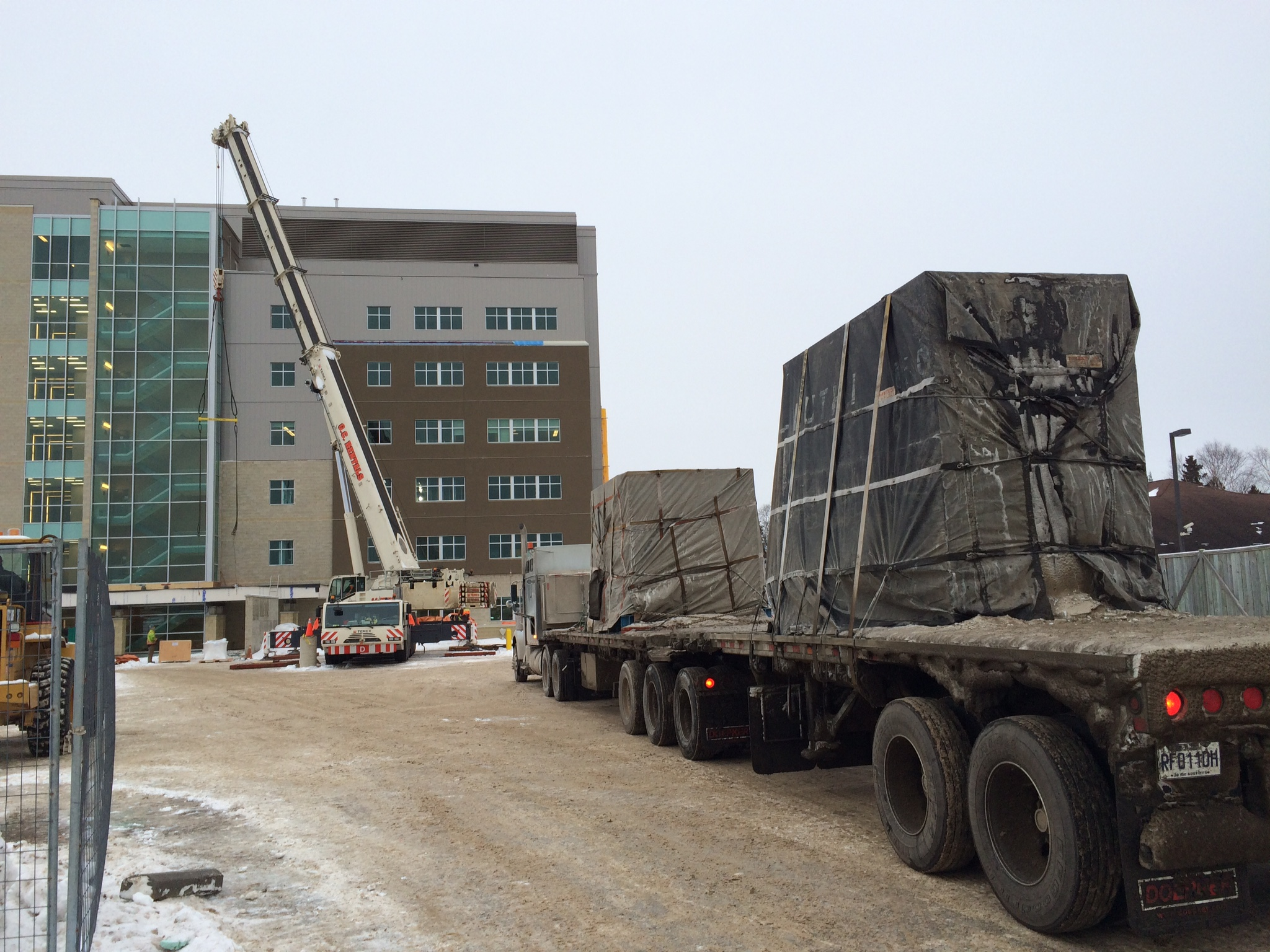 Arrival of Cyclotron