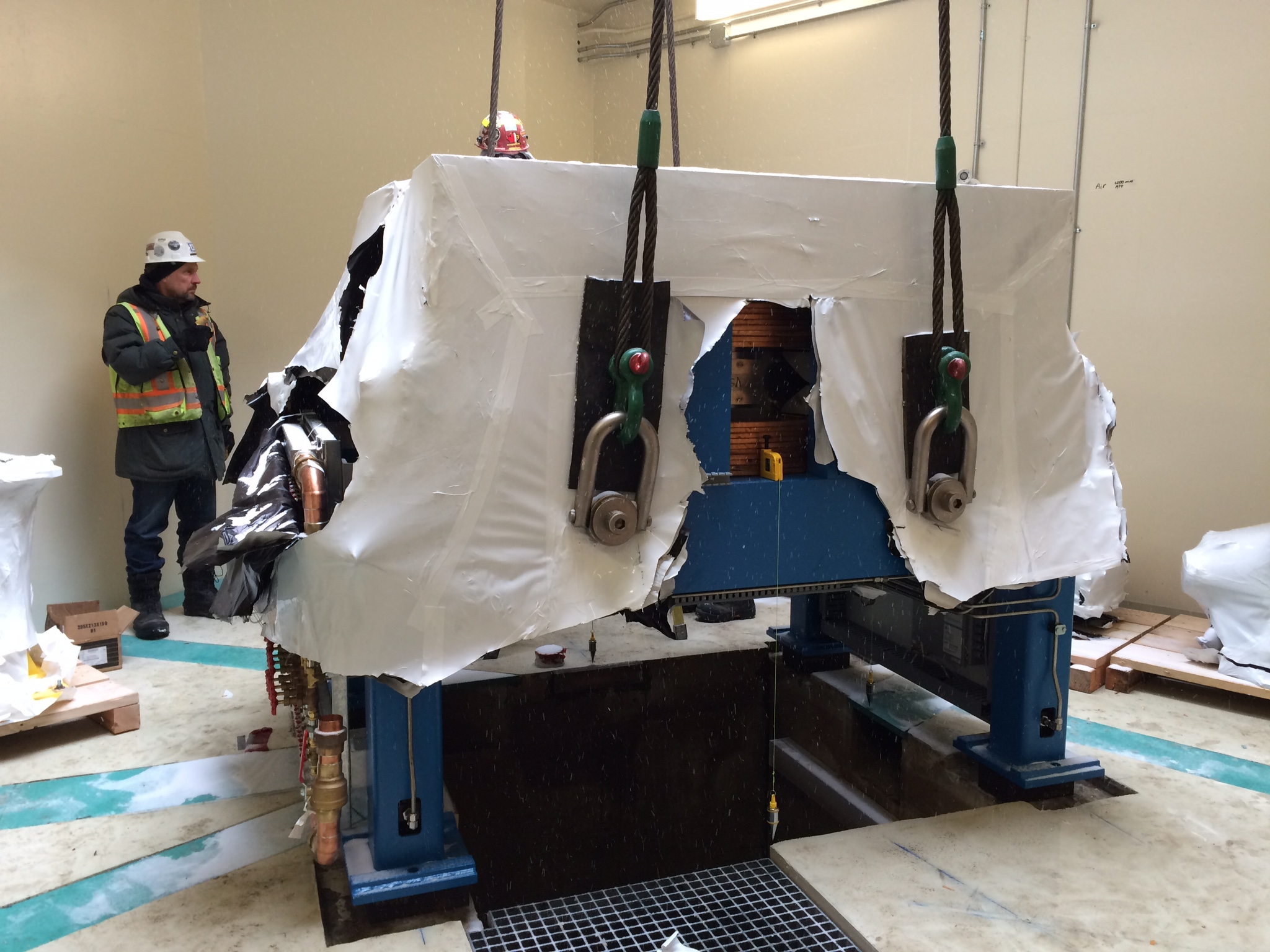 Lowering the Cyclotron