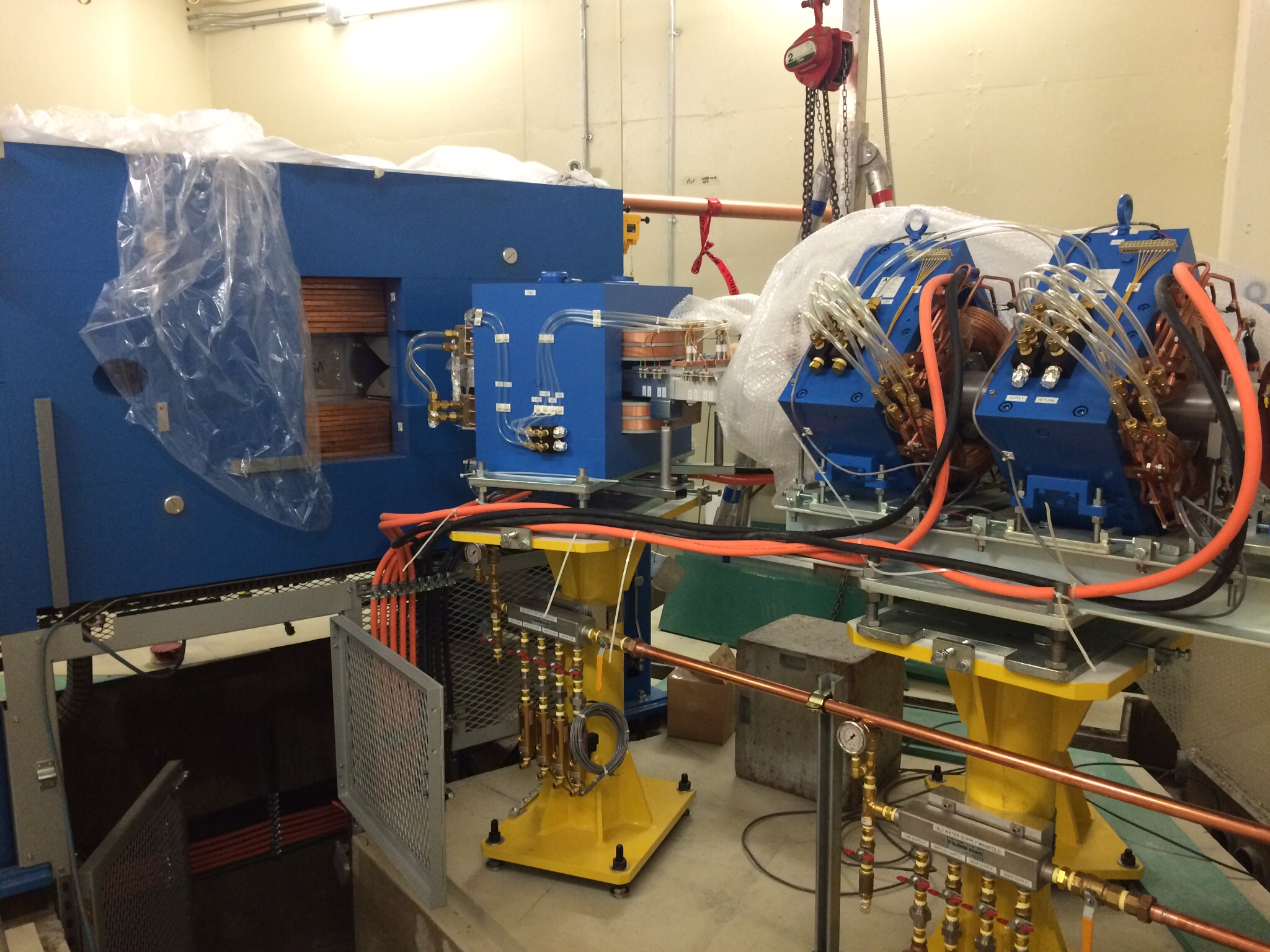 Unpacking the cyclotron